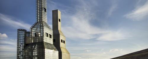 Arquitectura en Compostela: Torres Hejduk