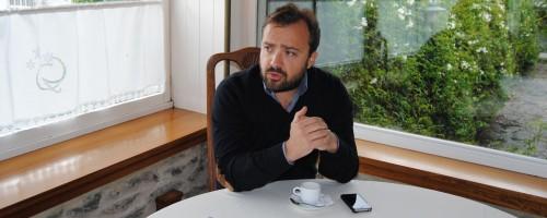 """""""Queremos ser o partido nacional galego por moitos anos"""""""
