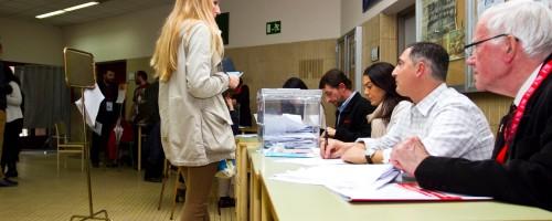 Confesionario electoral