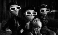 A familia Frankenstein, escea da película.