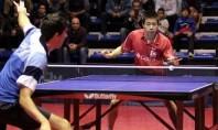 O Arteal-Santiago loita cos grandes do tenis de mesa