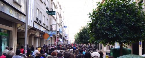 El peligro de mutar en procesión