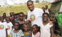 Didier Drogba, o futbolista que detivo unha guerra
