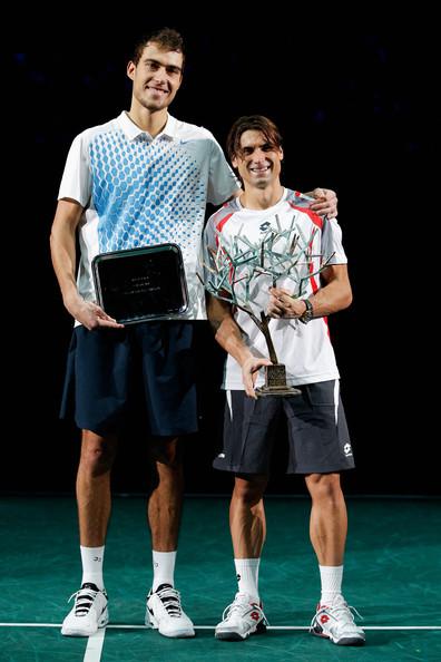 ¿Cuánto mide David Ferrer? - Altura - Real height Jerzy+Janowicz+BNP+Paribas+Masters+Day+Seven+jW6AP0sFCMcl