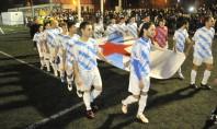 Selección galega – Curdistán: moita política, pouco fútbol