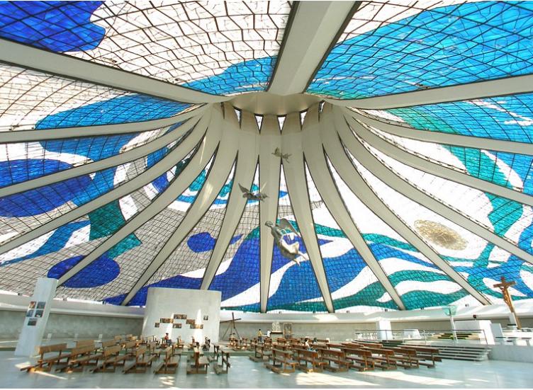 Compostimes grandes maestros oscar niemeyer y ii - Arquitecto de brasilia ...