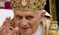 El papa solo piensa en Dios