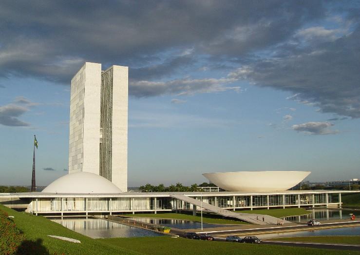 Edificios del Congreso y Senado