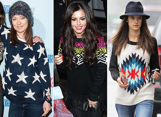 Olivia Wilde, Cheryl Cole, Alessandra Ambrosio. Fashion Hola