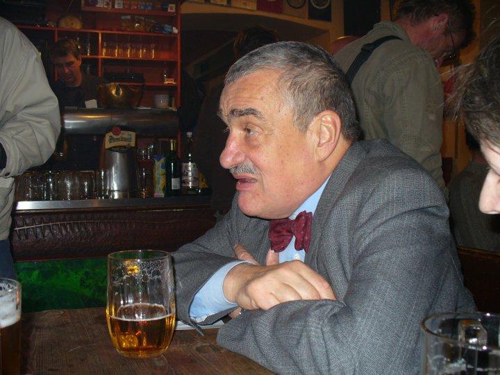Schwarzenberg, en campaña