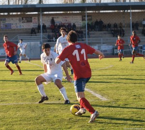 CD Barco-Pontevedra B (Foto: @JuanMaS_G)