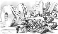 El cuento de la desregulación