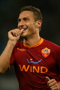 """""""El Emperador"""", """"Il Capitano, Francesco Totti"""