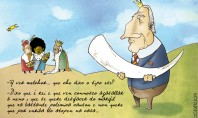 Melchor, Gaspar, Baltasar… e Juan Carlos I