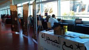 Unha das diversas iniciativas emprendidas na biblioteca. Foto: ESFGalicia.
