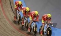 El ciclismo en pista también existe