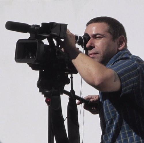 Javier Couso, al igual que José,  es cámara