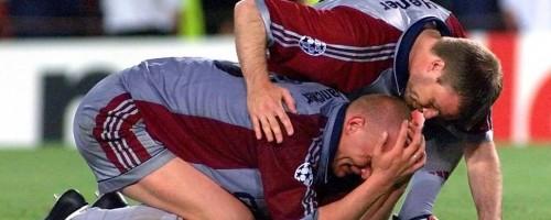 Bayern-Manchester: as dúas caras da final máis recordada