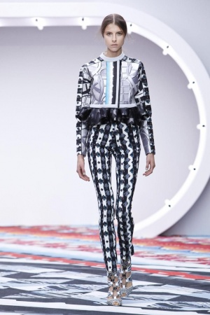 Peter Pilotto, Ready To Wear, London, Spring Summer, 2013