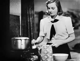 Ninotchka calculando su dieta (idiommag.com)