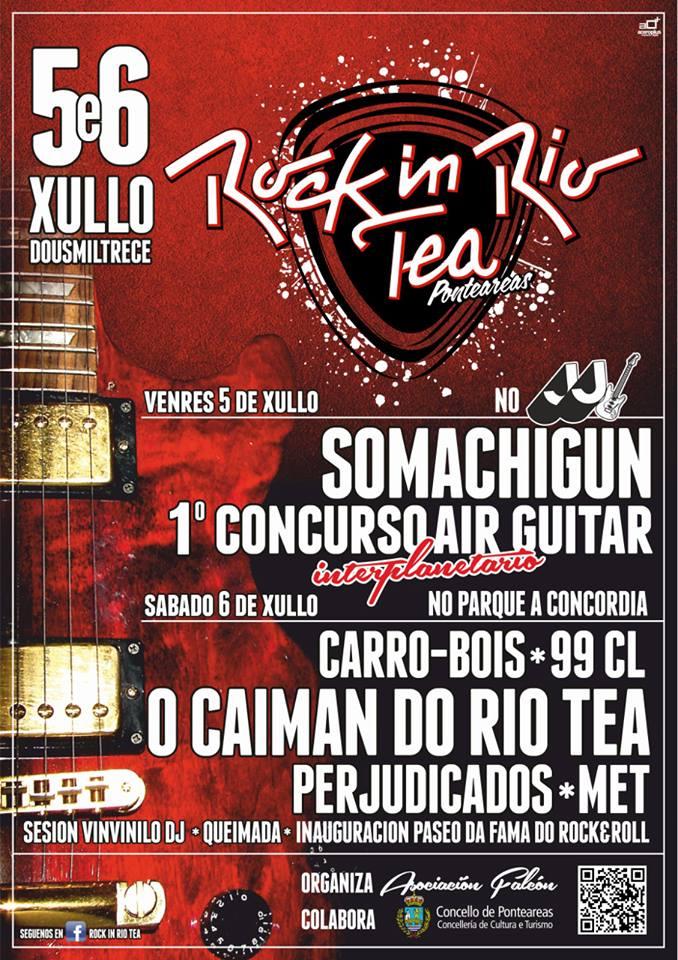 05. Rock in Rio Tea
