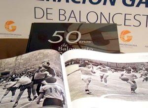 50 anos de baloncesto en Galicia | © FEGABA