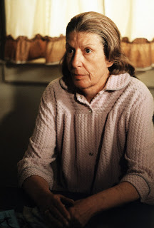 THE SOPRANOS 2000: Nancy Marchand. photo: Anthony Neste