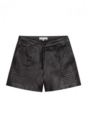 ¡Los shorts de cuero arrasan! Glamour.es
