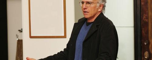 Contengan su entusiasmo: el genuino Larry David