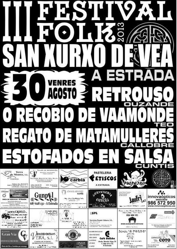 13 Festival Folk San Xurxo