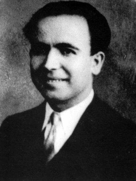 Alexandre Bóveda Iglesias, 1903-1936. Fonte: frentepopular.gl