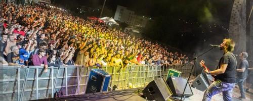SonRías Baixas, rock y éxito en Bueu