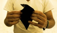 La cartera violada