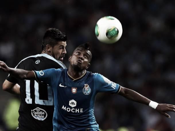 Nolito destacou no amistoso ante o Porto  | ©Vavel