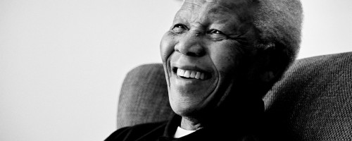 A través de Nelson Mandela (II)