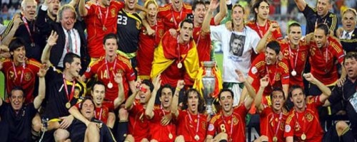 ¿Ha llegado a su fin la época dorada del fútbol español?