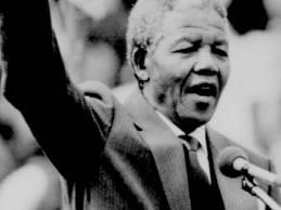 A través de Nelson Mandela (I)