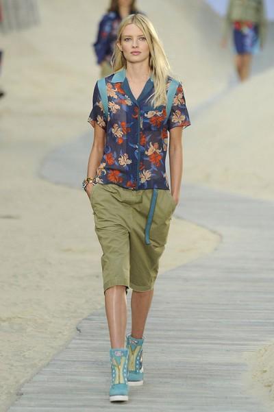 Propuesta Tommy Hilfiger colección primavera-verano 2014