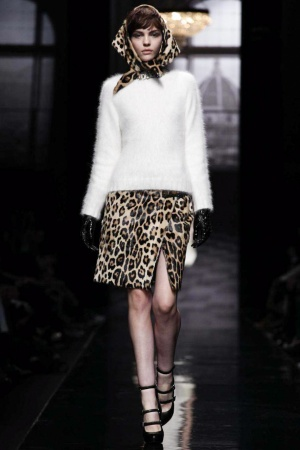 Ermanno Scervino, Ready to Wear, Fall Winter, 2013, Milan