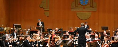 """Leticia Moreno: """"El concierto es un acto muy íntimo y muy extraño"""""""