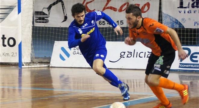 Con tres representantes de quince, Galicia é a comunidade que máis equipos aporta a Liga Nacional de Fútbol Sala | ©Telecinco