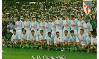 A etapa dourada da SD Compostela