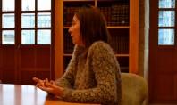 """Rosa Aneiros: """"Igual que outras liñas estratéxicas, ten que subvencionarse a cultura"""""""