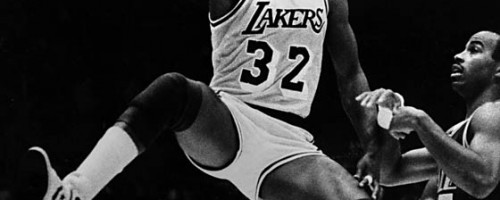 A kind of magic: la primera temporada de Magic Johnson