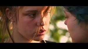 Adèle y Emma tras conocerse.