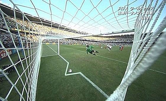 El gol de Lampard que nunca entró / Fuente: furborista.blogspot.com