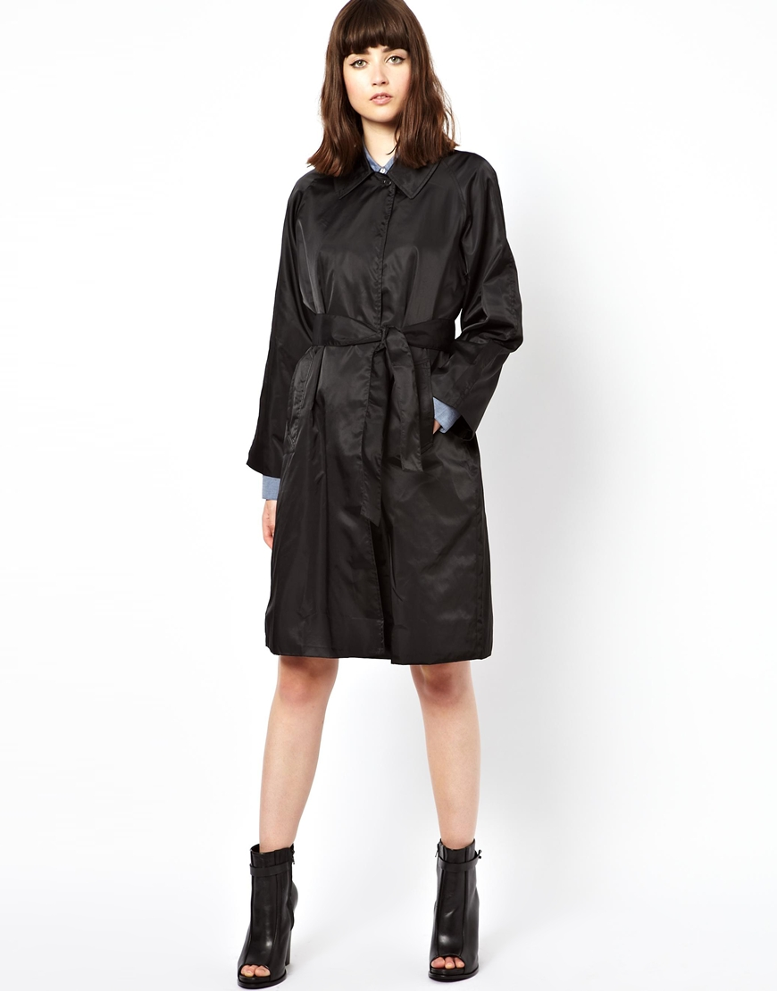 43 asos Bolzoni & Walsh Lemmy Trench Coat de 456,50 a 132,73