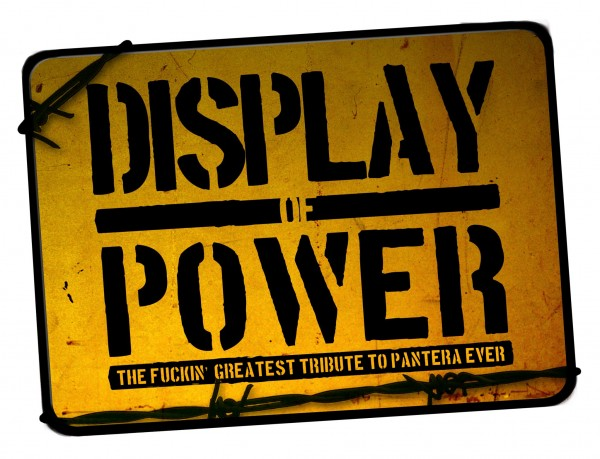 Display of Power - logo