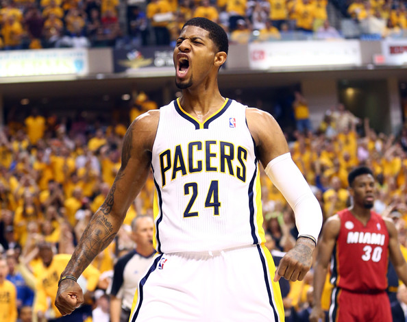 Paul George. ¿El sucesor de King James?