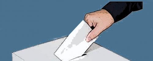 Votar en blanco también es votar